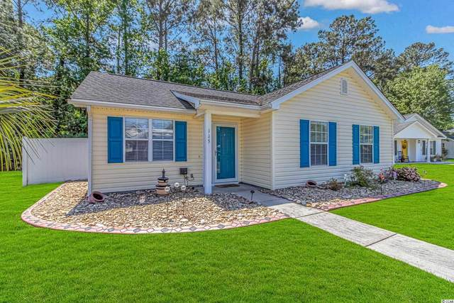 115 Osprey Cove Loop, Myrtle Beach, SC 29588 (MLS #2109500) :: The Litchfield Company