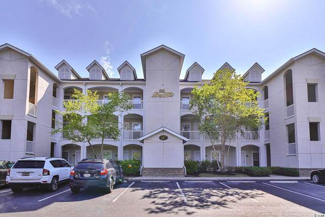 1017 World Tour Blvd. #105, Myrtle Beach, SC 29579 (MLS #2109510) :: Duncan Group Properties