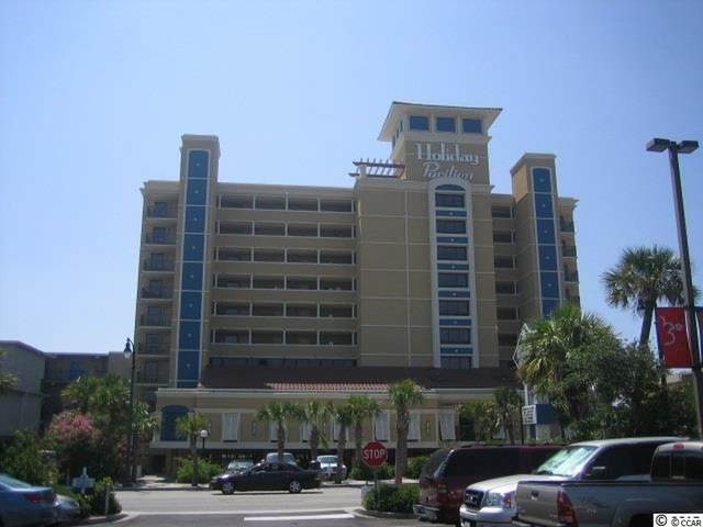 1200 Ocean Blvd. N #712, Myrtle Beach, SC 29577 (MLS #2109517) :: Team Amanda & Co