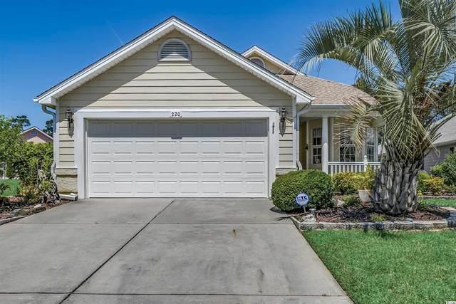 220 Castle Pines Ln., Murrells Inlet, SC 29576 (MLS #2109558) :: Duncan Group Properties