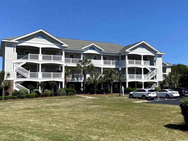 5801 Oyster Catcher Dr. #823, North Myrtle Beach, SC 29582 (MLS #2109568) :: James W. Smith Real Estate Co.