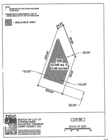 662 Chamberlin Rd., Myrtle Beach, SC 29588 (MLS #2109571) :: The Litchfield Company