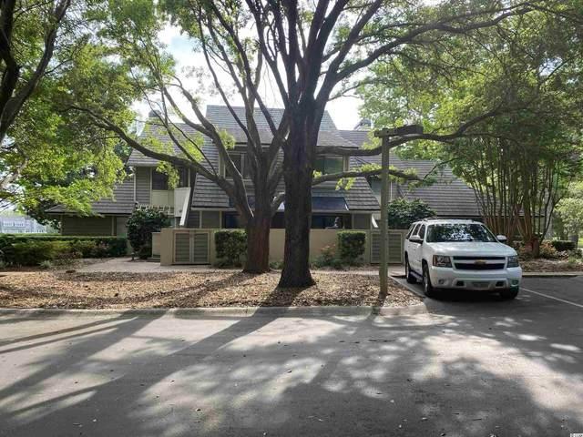 141 Hartland Dr. 5-E, Myrtle Beach, SC 29572 (MLS #2109572) :: James W. Smith Real Estate Co.