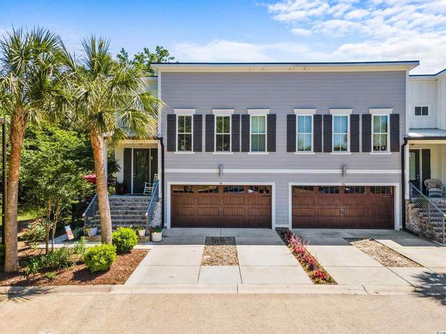 84 Shady Oak Ln. #84, Murrells Inlet, SC 29576 (MLS #2109579) :: The Greg Sisson Team