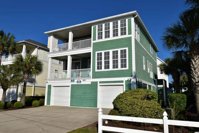 1463 Basin Terrace, Murrells Inlet, SC 29576 (MLS #2109612) :: Garden City Realty, Inc.