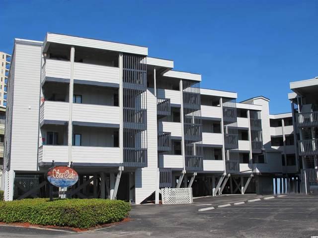 814 N Waccamaw Dr. #203, Murrells Inlet, SC 29576 (MLS #2109623) :: Jerry Pinkas Real Estate Experts, Inc