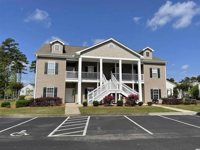 411 Mahogany Dr. #101, Murrells Inlet, SC 29576 (MLS #2109639) :: The Hoffman Group