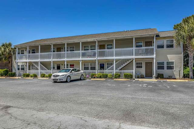4150 Horseshoe Rd. Apt 60, Little River, SC 29566 (MLS #2109645) :: Coastal Tides Realty