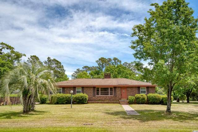 1803 Magnolia Ave., Conway, SC 29527 (MLS #2109652) :: Armand R Roux | Real Estate Buy The Coast LLC