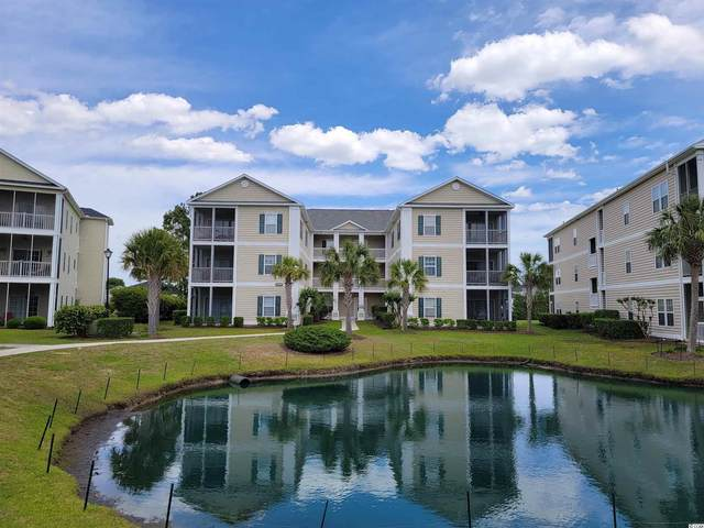 2040 Cross Gate Blvd. #103, Surfside Beach, SC 29575 (MLS #2109653) :: The Hoffman Group