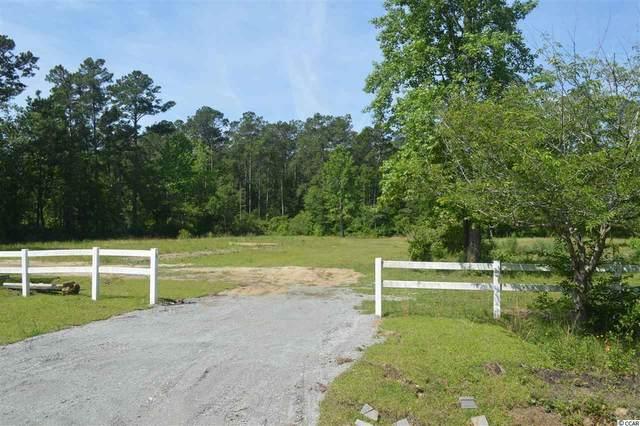 Lot E Cypress Dr., Little River, SC 29566 (MLS #2109658) :: Duncan Group Properties