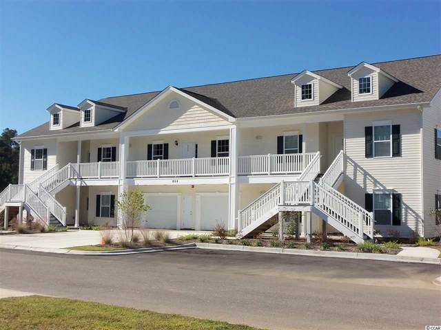 933 Jackline Dr. #202, Murrells Inlet, SC 29576 (MLS #2109661) :: Team Amanda & Co
