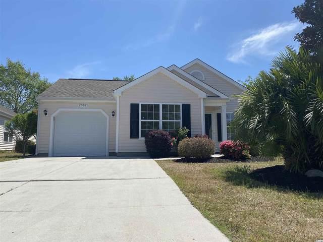2038 Haystack Way, Myrtle Beach, SC 29579 (MLS #2109680) :: Jerry Pinkas Real Estate Experts, Inc