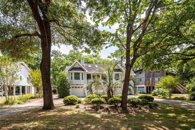 522 Lakeshore Dr., Pawleys Island, SC 29585 (MLS #2109693) :: Garden City Realty, Inc.
