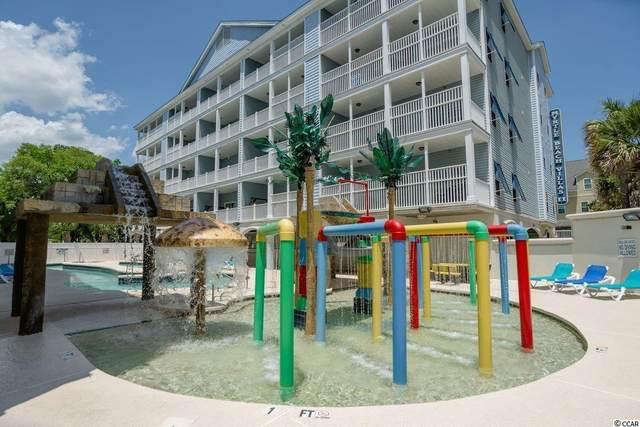704 S Ocean Blvd. 405A, Myrtle Beach, SC 29577 (MLS #2109699) :: Jerry Pinkas Real Estate Experts, Inc