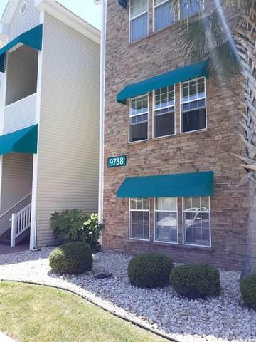 9738-10 Leyland Dr. #10, Myrtle Beach, SC 29572 (MLS #2109714) :: Hawkeye Realty