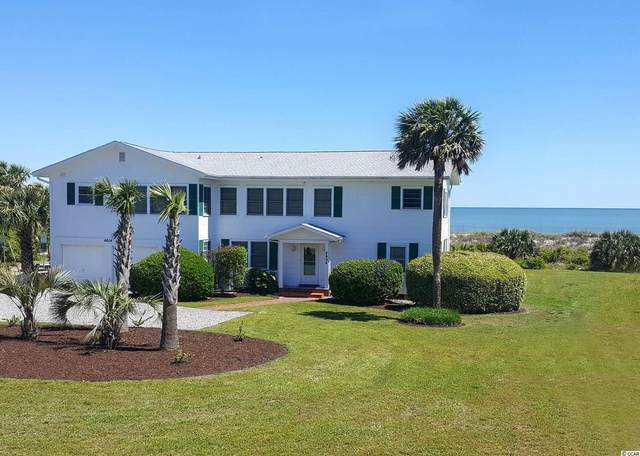 4604 N Ocean Blvd. N, Myrtle Beach, SC 29577 (MLS #2109729) :: James W. Smith Real Estate Co.