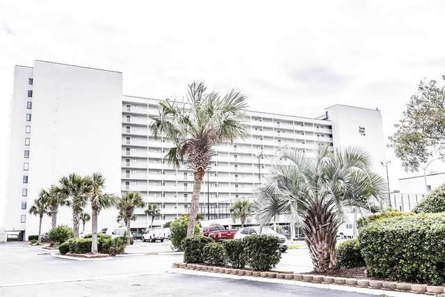 9400 Shore Dr. #1019, Myrtle Beach, SC 29572 (MLS #2109735) :: The Greg Sisson Team