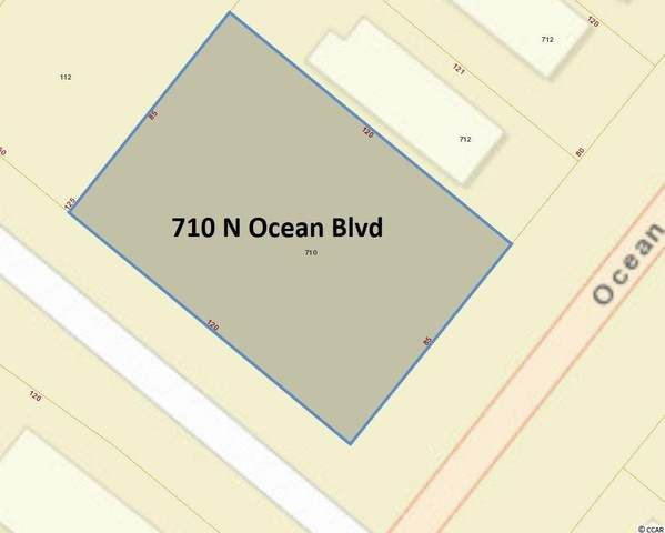 710 N Ocean Blvd., Surfside Beach, SC 29575 (MLS #2109752) :: The Greg Sisson Team