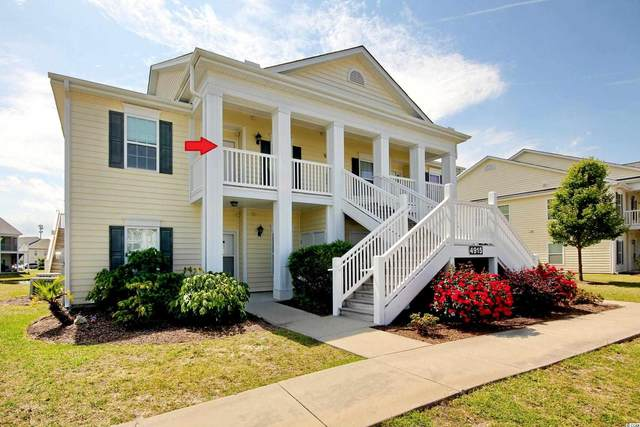 4915 Twin Pond Ct. #201, Myrtle Beach, SC 29579 (MLS #2109756) :: James W. Smith Real Estate Co.