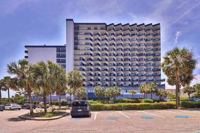 2001 S Ocean Blvd. #919, Myrtle Beach, SC 29577 (MLS #2109765) :: Team Amanda & Co