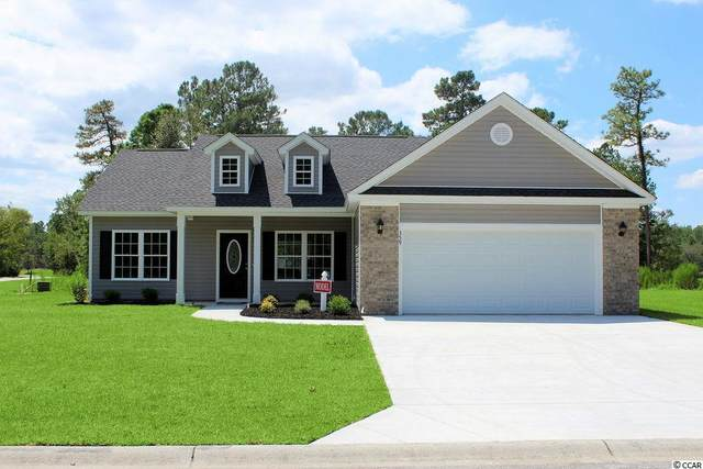 390 Long Meadow Dr., Loris, SC 29569 (MLS #2109767) :: BRG Real Estate