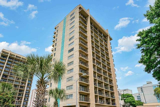 201 75th Ave N #4054, Myrtle Beach, SC 29572 (MLS #2109777) :: Armand R Roux | Real Estate Buy The Coast LLC