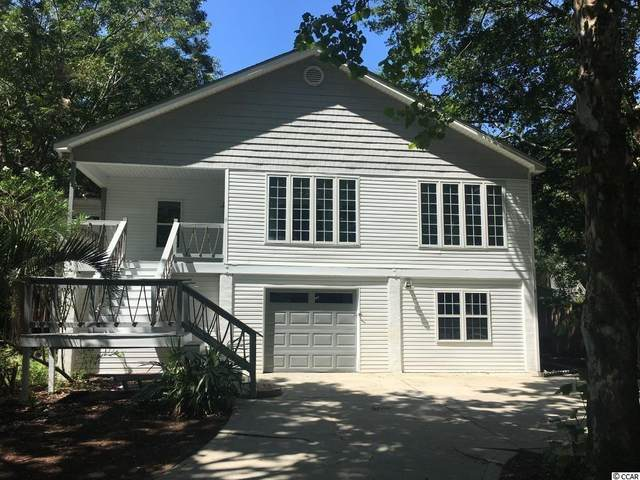 491 Greenbriar Ln., Murrells Inlet, SC 29576 (MLS #2109787) :: The Lachicotte Company