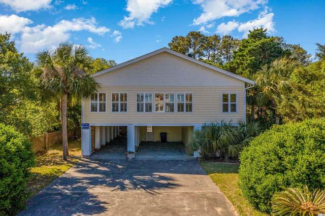 695 Parker Dr., Pawleys Island, SC 29585 (MLS #2109818) :: Leonard, Call at Kingston
