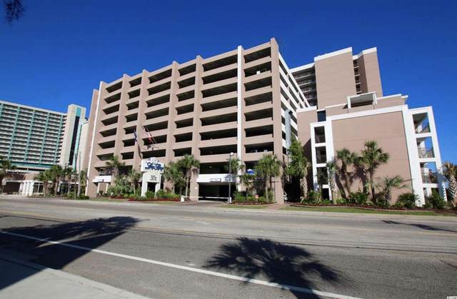 7200 N Ocean Blvd. #258, Myrtle Beach, SC 29572 (MLS #2109835) :: The Greg Sisson Team