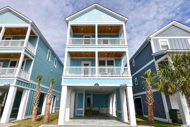 220-B Melody Ln., Surfside Beach, SC 29575 (MLS #2109850) :: Duncan Group Properties