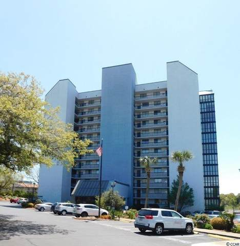 311 69th Ave. N #506, Myrtle Beach, SC 29572 (MLS #2109880) :: Garden City Realty, Inc.