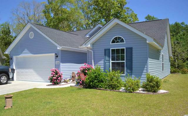 608 Old Fox Ct., Myrtle Beach, SC 29588 (MLS #2109906) :: Armand R Roux | Real Estate Buy The Coast LLC