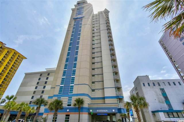 2504 N Ocean Blvd. #334, Myrtle Beach, SC 29577 (MLS #2109914) :: Team Amanda & Co
