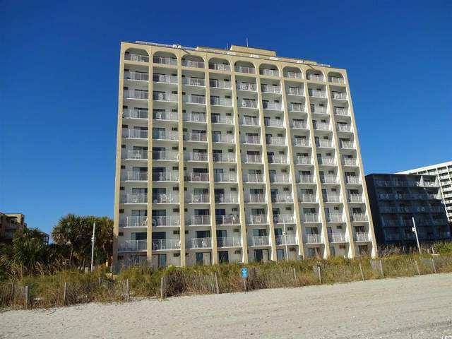 1207 Ocean Blvd. S #21005, Myrtle Beach, SC 29577 (MLS #2109920) :: Duncan Group Properties