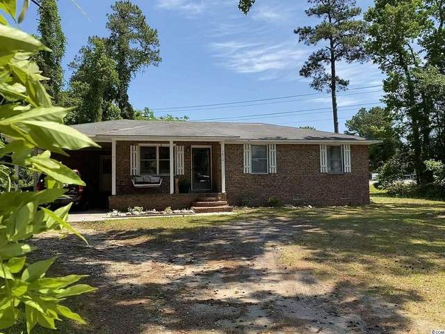 1012 Woodfield Circle, Conway, SC 29526 (MLS #2109921) :: Duncan Group Properties