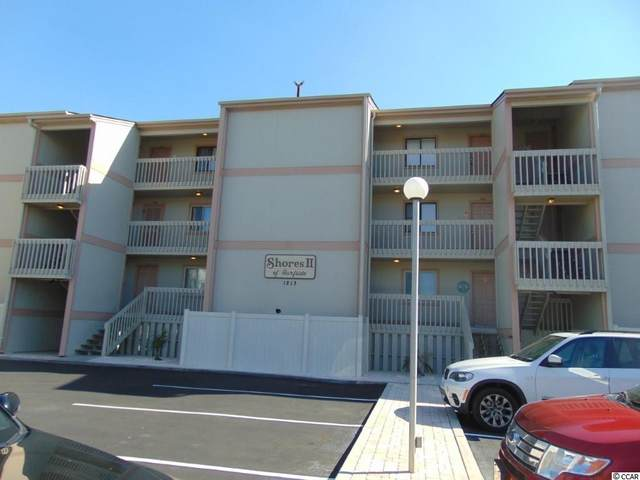 1213 N Ocean Blvd. #109, Surfside Beach, SC 29575 (MLS #2109926) :: The Lachicotte Company