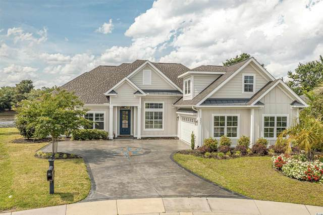 221 Deep Blue Dr., Myrtle Beach, SC 29579 (MLS #2109927) :: Team Amanda & Co