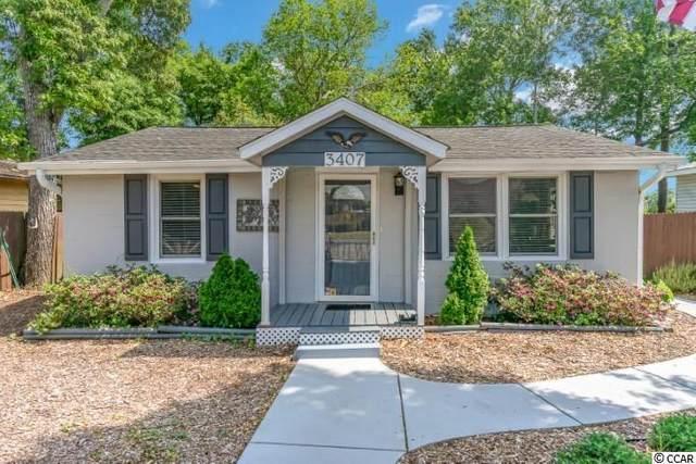 3407 Poinsett St., North Myrtle Beach, SC 29582 (MLS #2109938) :: Duncan Group Properties