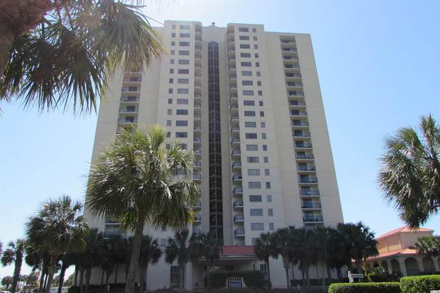 8560 Queensway Blvd. #806, Myrtle Beach, SC 29572 (MLS #2109959) :: Hawkeye Realty