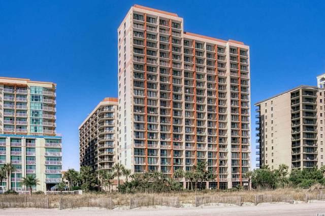 5308 N Ocean Blvd. #202, Myrtle Beach, SC 29577 (MLS #2109960) :: The Hoffman Group