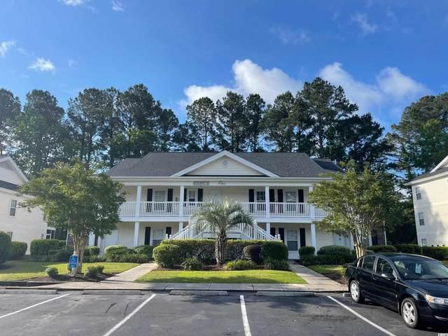 1242 River Oaks Dr. 18D, Myrtle Beach, SC 29579 (MLS #2109968) :: Team Amanda & Co