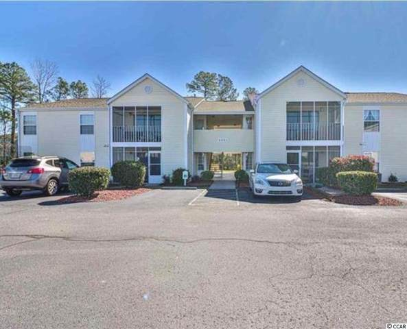 8861 Grove Park Dr. D, Surfside Beach, SC 29575 (MLS #2109972) :: Duncan Group Properties
