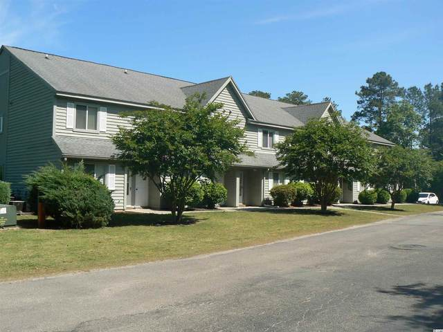 511 Fairwood Lakes 925D, Myrtle Beach, SC 29588 (MLS #2109976) :: Duncan Group Properties