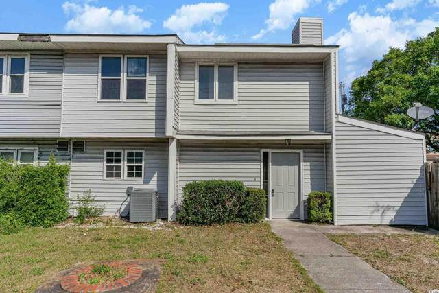600 36th Ave. N D, Myrtle Beach, SC 29577 (MLS #2109985) :: Duncan Group Properties