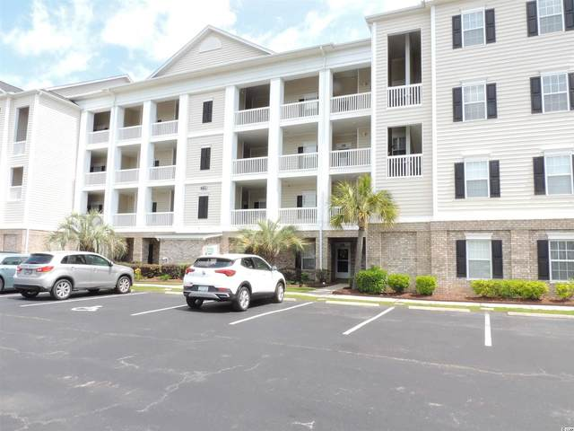 719 Shearwater Ct. #104, Murrells Inlet, SC 29576 (MLS #2109991) :: The Hoffman Group