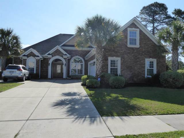 104 Ocean Sands Ct., Myrtle Beach, SC 29579 (MLS #2109994) :: Grand Strand Homes & Land Realty