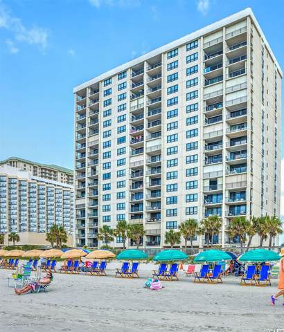 10100 Beach Club Dr. 7B, Myrtle Beach, SC 29572 (MLS #2109996) :: Grand Strand Homes & Land Realty