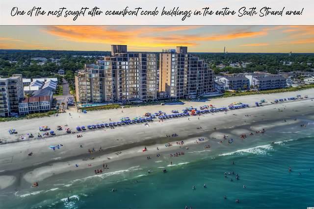 1690 N Waccamaw Dr. #110, Garden City Beach, SC 29576 (MLS #2109997) :: Hawkeye Realty