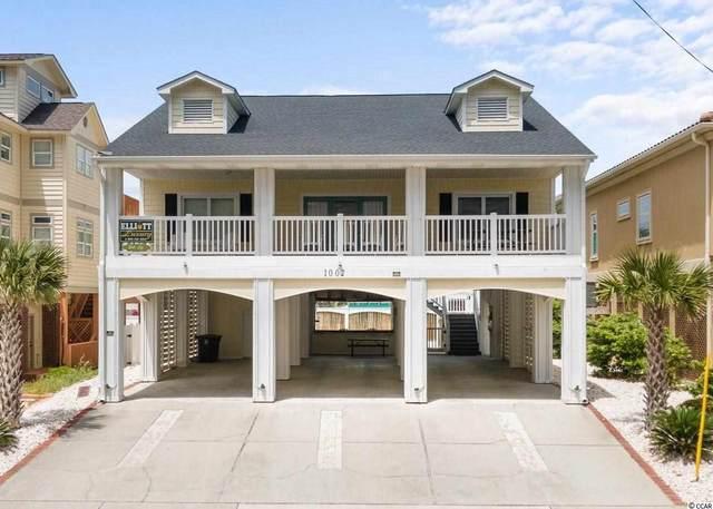 1002 S Ocean Blvd., North Myrtle Beach, SC 29582 (MLS #2110001) :: Duncan Group Properties